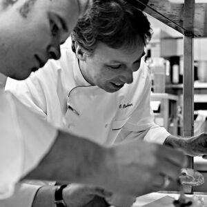 Kulinarische Zeitreise mit Olaf Pruckner und Sebastian Wiese
